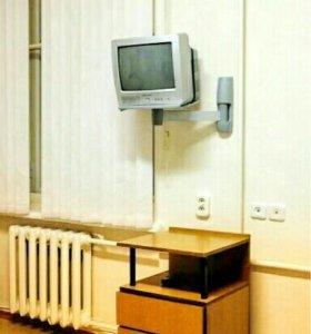 КРОНШТЕЙН настенный, под телевизор или СВЧ-печь