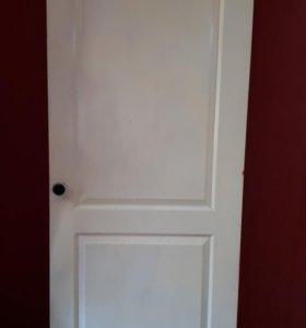 Межкомнатная дверь-канадка