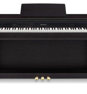 Цифровое фортепиано Casio Celviano AP-260BK.