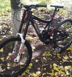 Велосипед двухподвес Norco A-line