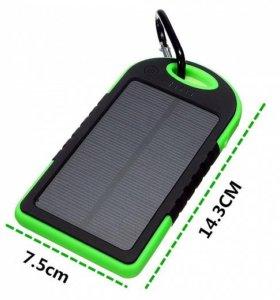 Power Bank - на солнечной батарее