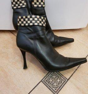 Ботинки женские ботильоны