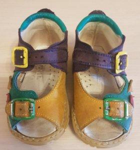 Босоножки, сандалии 12 см стелька