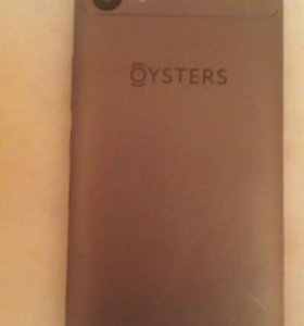 Oysters pacifice