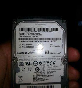 HDD 2,5 1TB Samsung