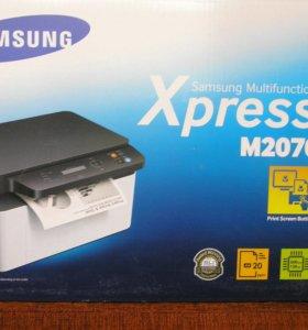 Принтер Samsung Xpress M2070
