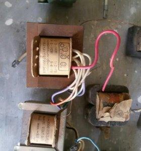 Трансформаторы и радиодетали