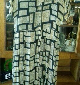 Платье. Размер 46 48.