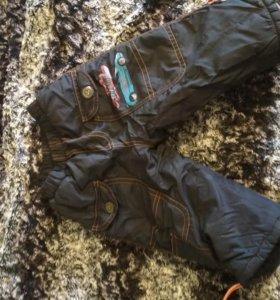 Болоневые штаны. Зимние