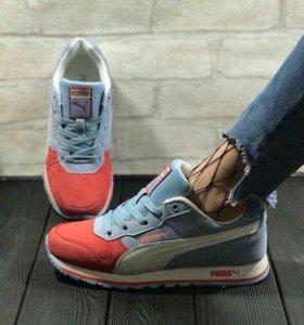 Кроссовки новые Puma 41