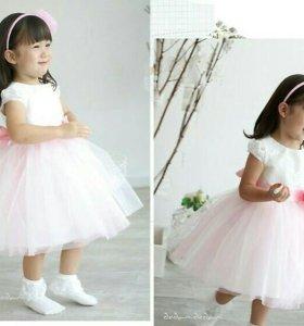 Платье детское на рост 120