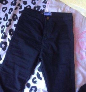 Новые чёрные джинсы