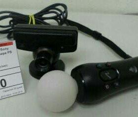 Набор для игровой приставки PS3 Sony PS Move+PS Ey