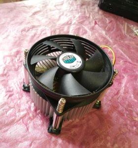 кулер система охлаждения Cooler Master C116 92mm