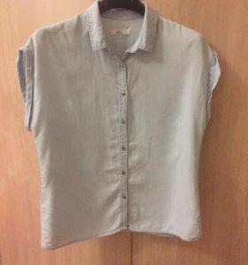 Рубашка Mango 44 р