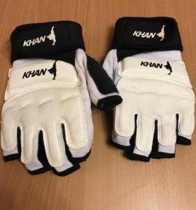 Перчатки(накладки на кисть) для единоборств KHAN