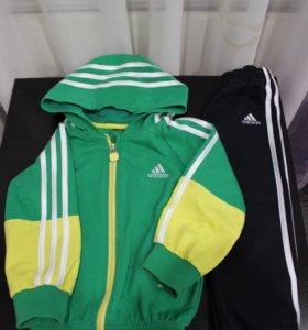 Спортивный костюм Adidas 3-4 на 104
