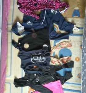 На 5-6лет 110-116 одежда на девочку