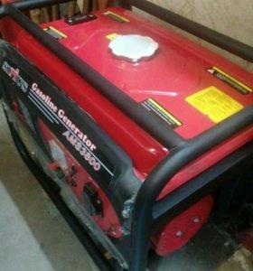 Генератор бензиновый АМS3800 3,3 квт SIRIUS