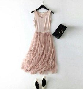 Платья. Новые. Разные цвета. До 48р-ра