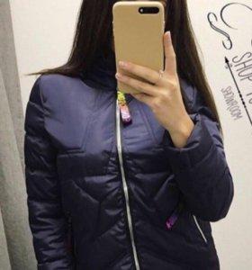 Куртка женская осень весна новая