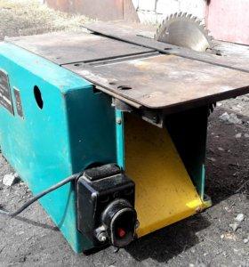 Станок деревообрабатывающий КЗДС 220 вольт
