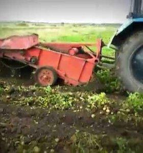 Сельхозтехника на трактор
