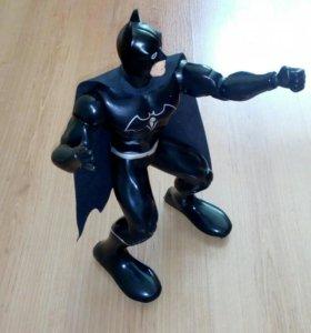 Бэтмен танцующий на батарейках