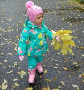 Костюм детский (куртка и штаны)