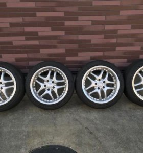 Продам комплект колёс из Японии