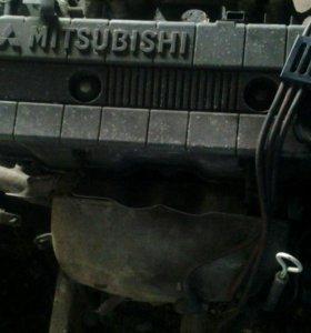 Двигатель на метсубиси