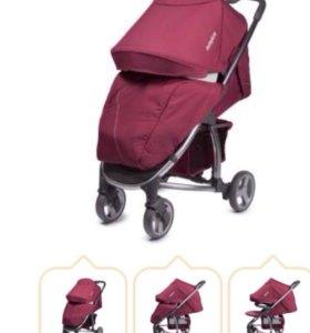 Прогулочная детская коляска