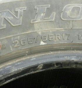 Dunlop Grandtrek AT20 265/65/17