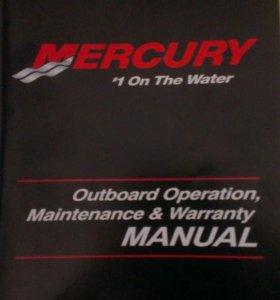 Лодочный мотор Mercury 5B-D