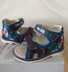 Новые сандалии Сказка