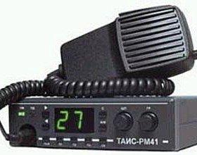 радиостанция ТАИС-РМ41 и Антенна