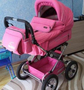 Детская коляска BALERINA RIKO 12