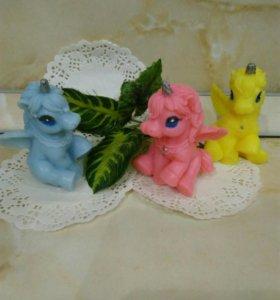 Сувенирное мыло 3D