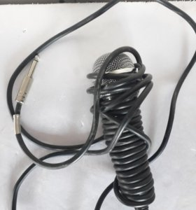 Пульт и микрофон от музыкального центра LG