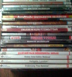 Dvd диски с играми
