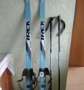Лыжи на сапоги