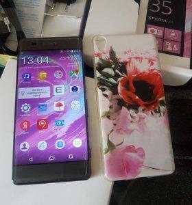 Телефон Sony Xperia новый