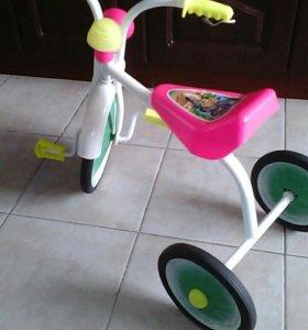 Велосипед малышковый