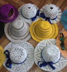 Летняяя шляпа