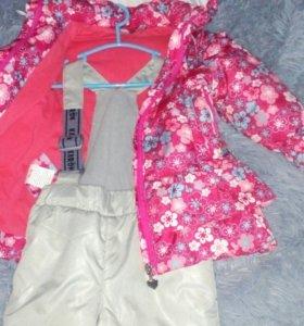 Продам костюм весна-осень . На рост 86-92.