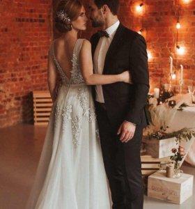 Платье вечернее, свадебное, или на выпускной