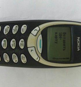 Телефон Нокиа 3310/6300