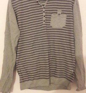 Легкая футболка Zara,48-50