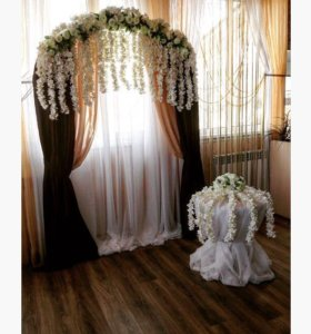 Арка для регистрации брака