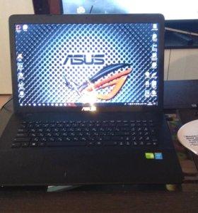 Ноутбук Asus X751LD, Core i5, 1 Tб, 6 Гб, 17.3